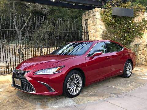 2019 Lexus ES 300h for sale at Milpas Motors in Santa Barbara CA