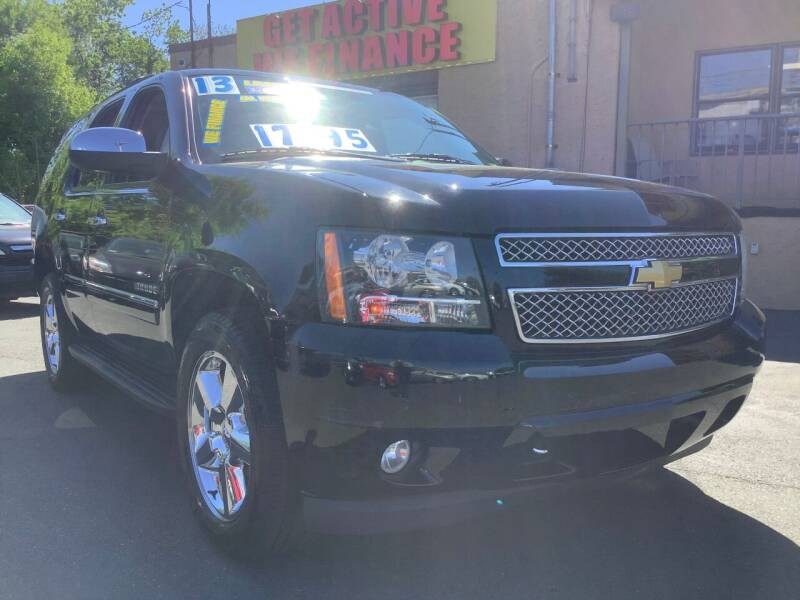 2013 Chevrolet Tahoe for sale at Active Auto Sales Inc in Philadelphia PA