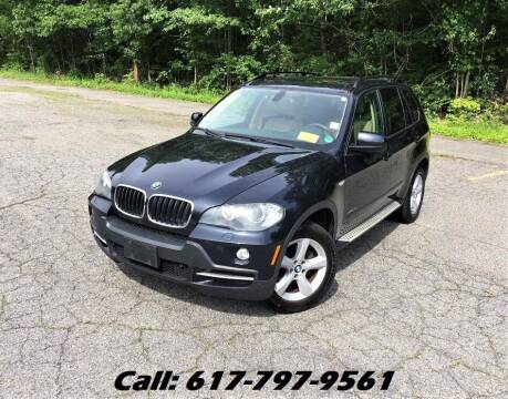 2010 BMW X5 for sale at Wheeler Dealer Inc. in Acton MA