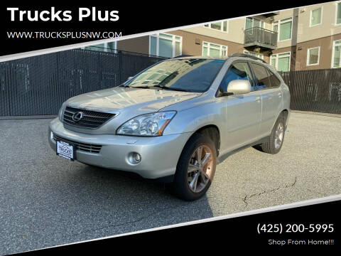 2006 Lexus RX 400h for sale at Trucks Plus in Seattle WA