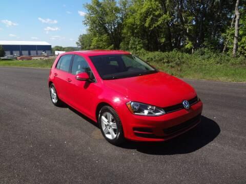 2015 Volkswagen Golf for sale at Garza Motors in Shakopee MN
