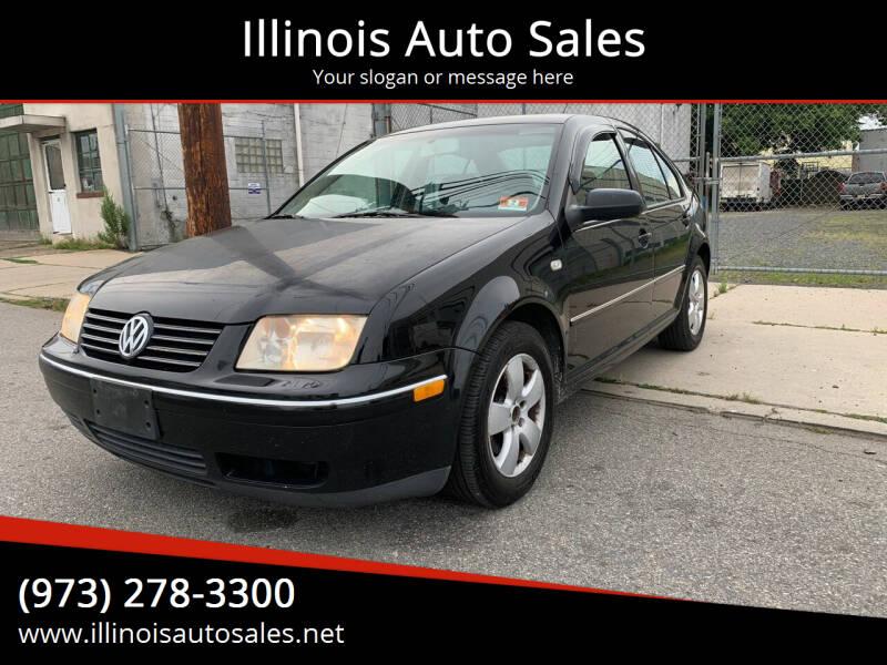 2004 Volkswagen Jetta for sale at Illinois Auto Sales in Paterson NJ