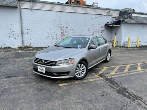2014 Volkswagen Passat for sale at Santa Motors Inc in Rochester NY