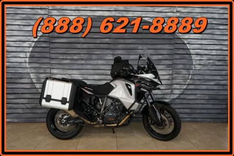 2016 KTM 1290 Super Adventure for sale at AZMotomania.com in Mesa AZ