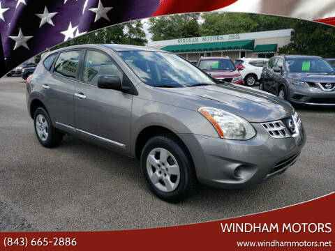 2013 Nissan Rogue for sale at Windham Motors in Florence SC