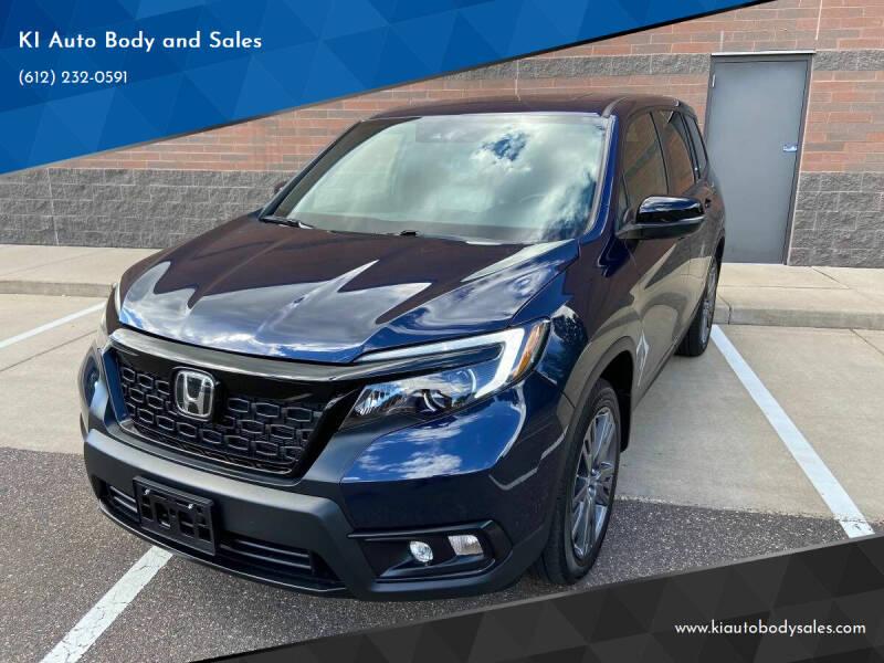 2020 Honda Passport for sale at KI Auto Body and Sales in Lino Lakes MN