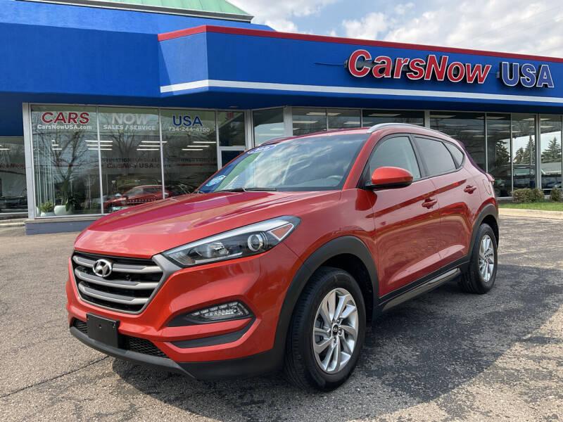 2016 Hyundai Tucson for sale at A 1 Motors in Monroe MI