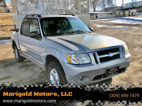 2001 Ford Explorer Sport Trac for sale at Marigold Motors, LLC in Pekin IL