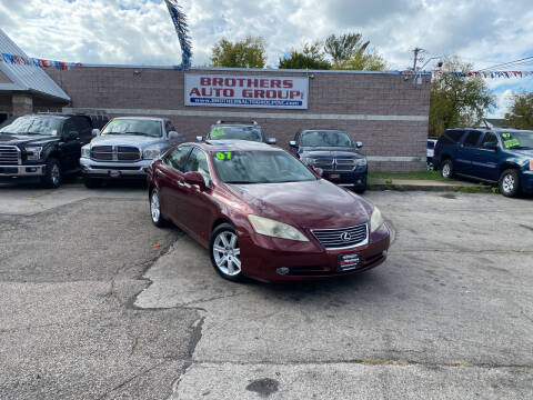 2007 Lexus ES 350 for sale at Brothers Auto Group in Youngstown OH