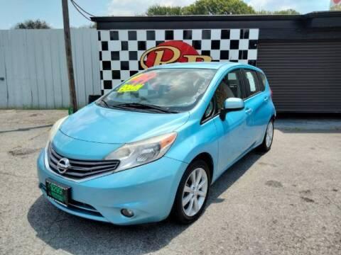 2014 Nissan Versa Note for sale at www.rnbfinance.com in Dallas TX