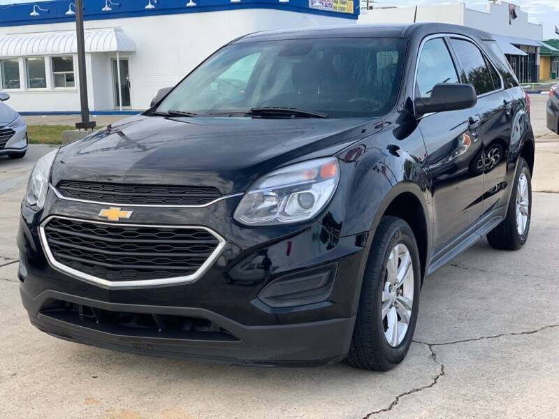 2017 Chevrolet Equinox for sale at Max Quality Auto in Baton Rouge LA