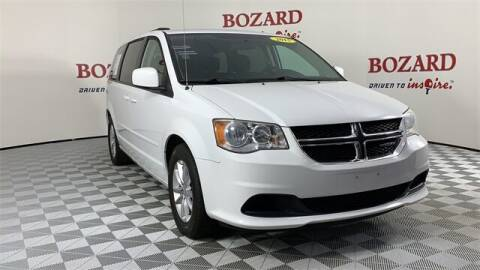 2015 Dodge Grand Caravan for sale at BOZARD FORD in Saint Augustine FL