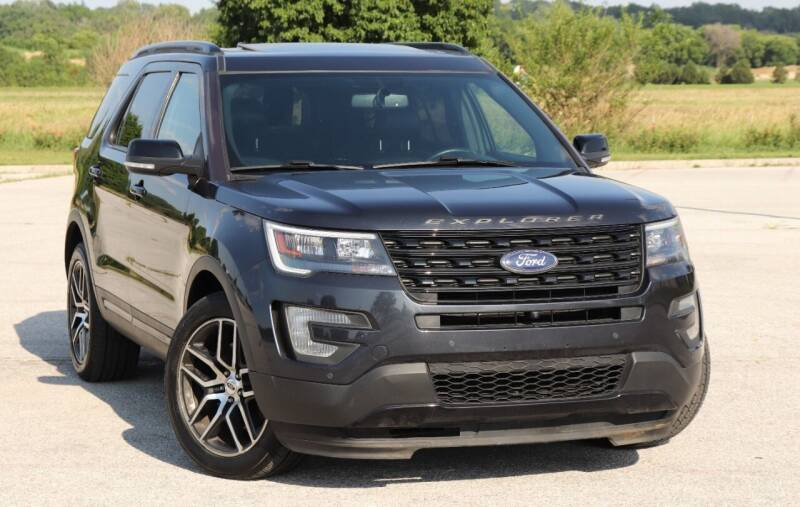 2017 Ford Explorer for sale at Big O Auto LLC in Omaha NE