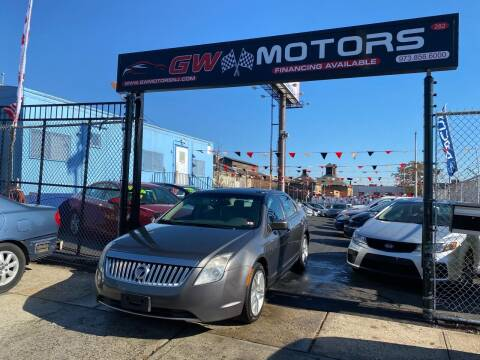 2010 Mercury Milan for sale at GW MOTORS in Newark NJ