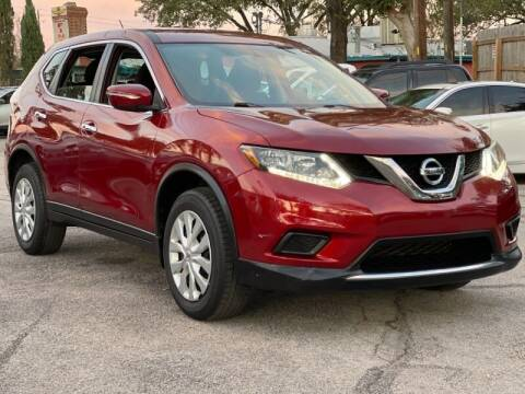 2014 Nissan Rogue for sale at AWESOME CARS LLC in Austin TX