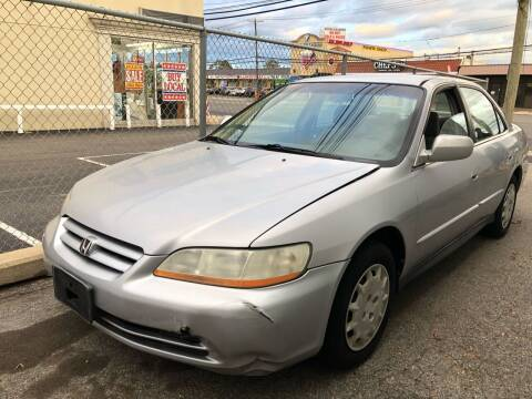 2002 Honda Accord for sale at Autos Under 5000 + JR Transporting in Island Park NY