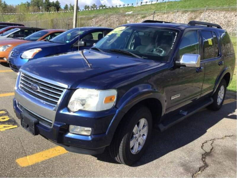 2008 Ford Explorer for sale at Elite Pre-Owned Auto in Peabody MA