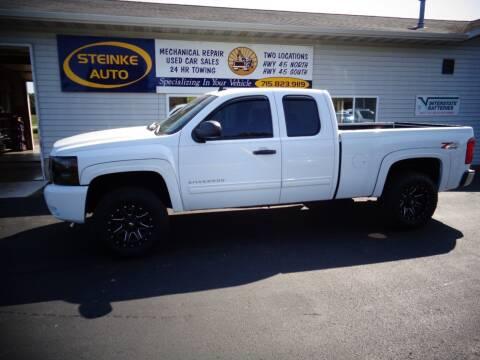 2011 Chevrolet Silverado 1500 for sale at STEINKE AUTO INC. - Steinke Auto Inc (South) in Clintonville WI