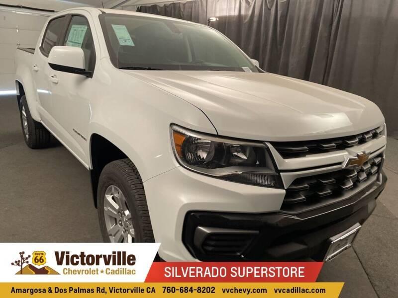 2022 Chevrolet Colorado for sale in Victorville, CA