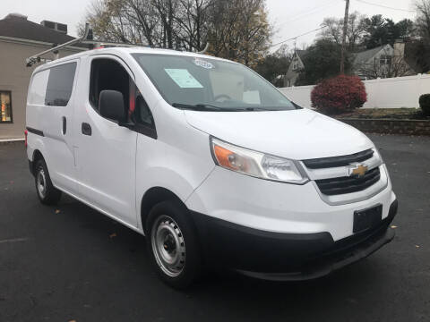 2015 Chevrolet City Express Cargo for sale at CARSTORE OF GLENSIDE in Glenside PA
