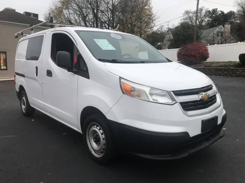 2015 Chevrolet City Express Cargo for sale at CARSTORE OF GLENSIDE in Glenside PA