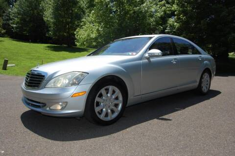 2007 Mercedes-Benz S-Class for sale at New Hope Auto Sales in New Hope PA