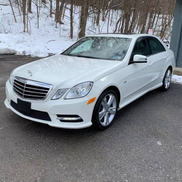 2012 Mercedes-Benz E-Class for sale at OFIER AUTO SALES in Freeport NY