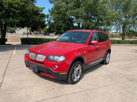 2008 BMW X3 for sale at Z AUTO MART in Lewisville TX