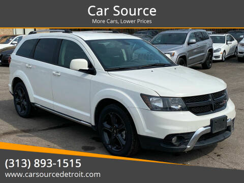 2018 Dodge Journey for sale at Car Source in Detroit MI