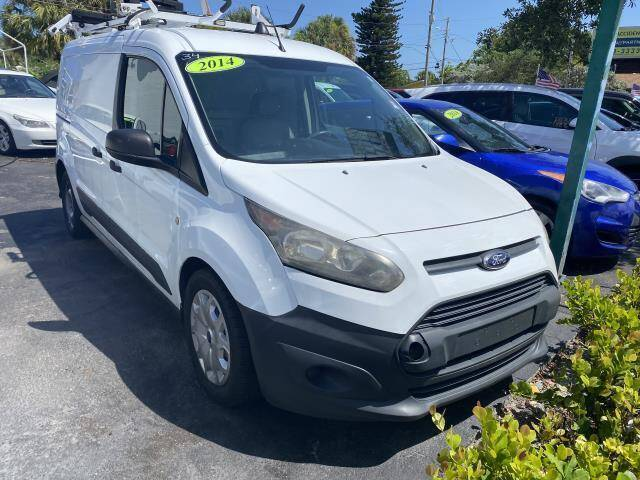 2014 Ford Transit Connect Cargo for sale at Mike Auto Sales in West Palm Beach FL