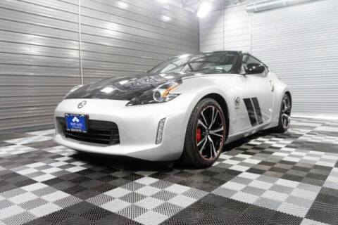 2020 Nissan 370Z for sale at TRUST AUTO in Sykesville MD