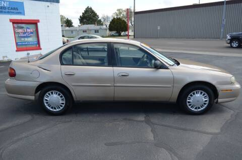 2005 Chevrolet Classic for sale at CARGILL U DRIVE USED CARS in Twin Falls ID