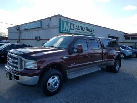 2007 Ford F-350 Super Duty for sale at MR Auto Sales Inc. in Eastlake OH