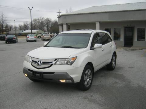 2007 Acura MDX for sale at Premier Motor Co in Springdale AR