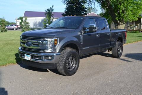 2018 Ford F-350 Super Duty for sale at Dave's Auto Sales in Winthrop MN