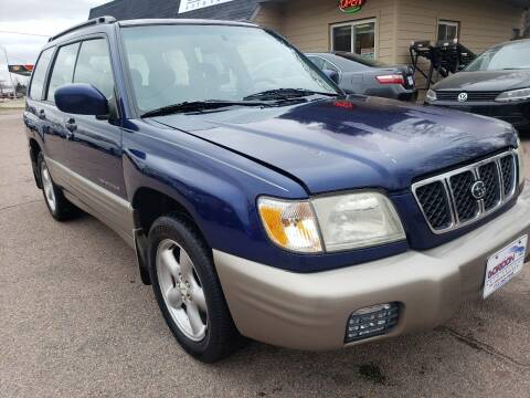 2001 Subaru Forester for sale at Gordon Auto Sales LLC in Sioux City IA
