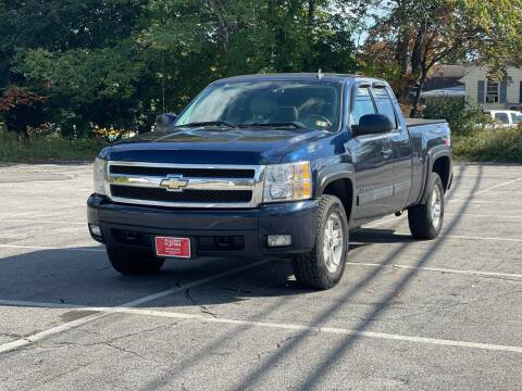 2008 Chevrolet Silverado 1500 for sale at Hillcrest Motors in Derry NH