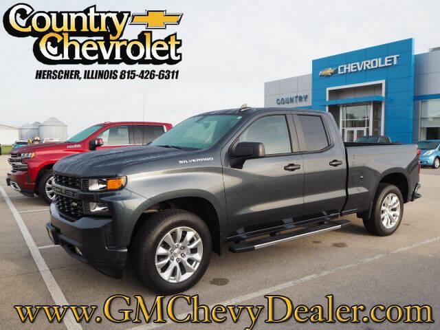 2020 Chevrolet Silverado 1500 for sale in Herscher, IL