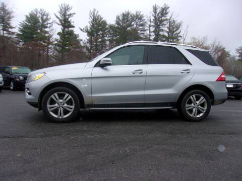 2013 Mercedes-Benz M-Class for sale at Mark's Discount Truck & Auto Sales in Londonderry NH