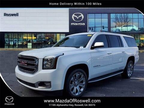 2017 GMC Yukon XL for sale at Mazda Of Roswell in Roswell GA