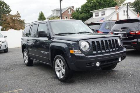 2014 Jeep Patriot for sale at HD Auto Sales Corp. in Reading PA