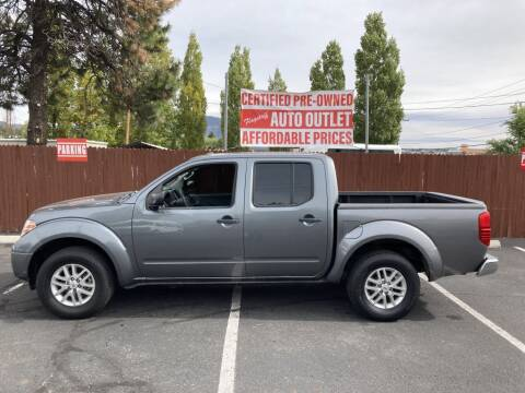 2016 Nissan Frontier for sale at Flagstaff Auto Outlet in Flagstaff AZ