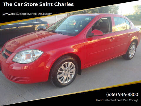 2010 Chevrolet Cobalt for sale at The Car Store Saint Charles in Saint Charles MO