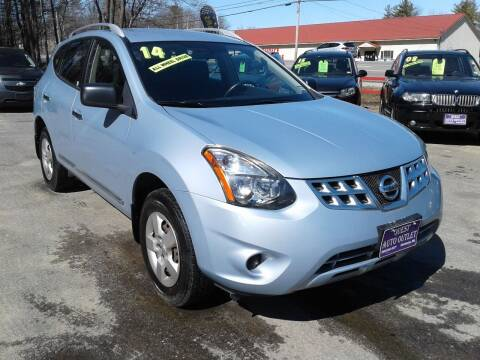 2014 Nissan Rogue Select for sale at Quest Auto Outlet in Chichester NH