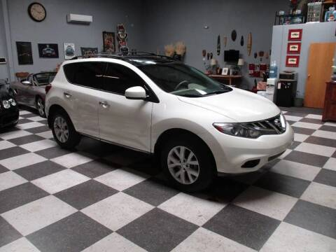 2011 Nissan Murano for sale at Santa Fe Auto Showcase in Santa Fe NM