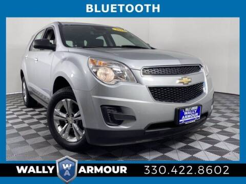 2014 Chevrolet Equinox for sale at Wally Armour Chrysler Dodge Jeep Ram in Alliance OH