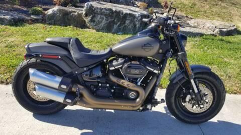 2018 Harley-Davidson FXFBS for sale at HIGHWAY 12 MOTORSPORTS in Nashville TN