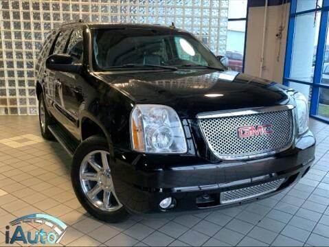 2008 GMC Yukon for sale at iAuto in Cincinnati OH
