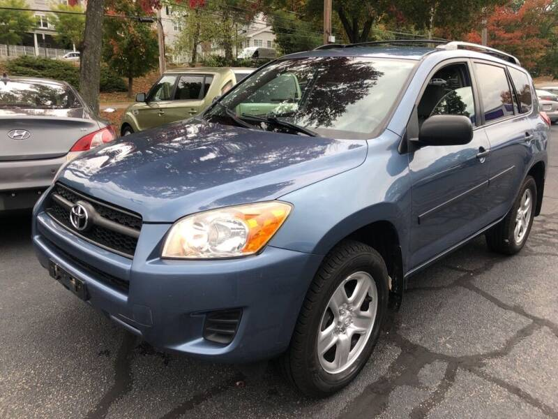 2010 Toyota RAV4 for sale at Premier Automart in Milford MA