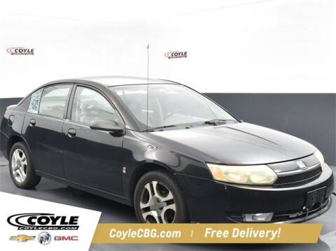 2004 Saturn Ion for sale at COYLE GM - COYLE NISSAN - New Inventory in Clarksville IN